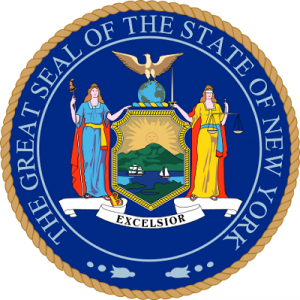 New York state seal